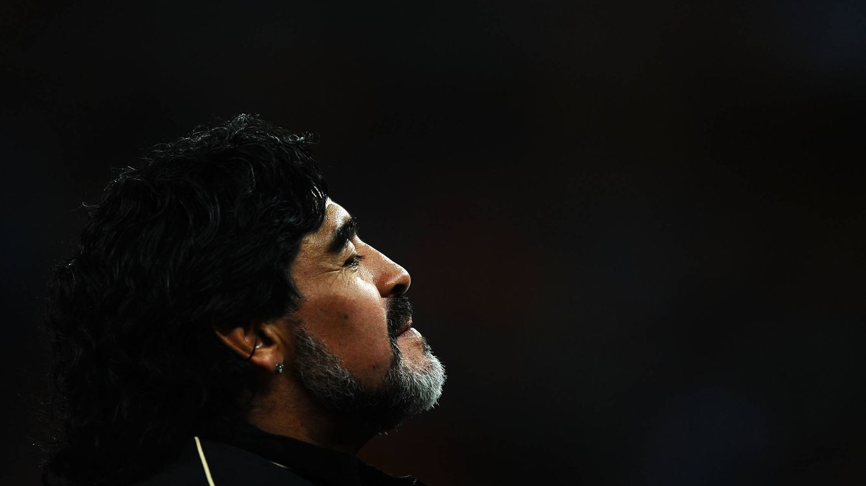 Maradona y la moda: de su amor por Versace a su batalla contra Dolce & Gabbana