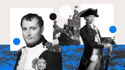 La máquina del tiempo | El 'secreto' del almirante Nelson para vencer a Napoleón