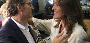 Post de Eva Cárdenas, la pareja de Núñez Feijóo, deja Inditex tras 15 años por motivos personales