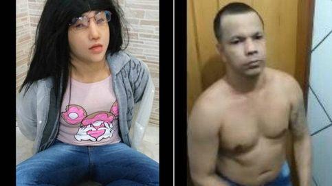 Un narco brasileño intenta huir de la cárcel disfrazado y simulando ser su hija