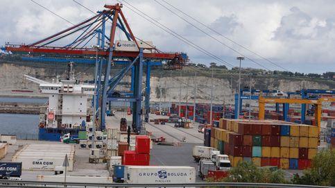 Tres detenidos tras el homicidio con arma blanca de un hombre en el puerto de Bilbao