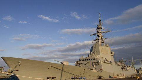España cierra filas con la UE y desaira a Estados Unidos retirando su fragata