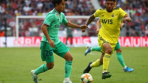 Oficial: el Real Madrid cede a Takefusa Kubo al Mallorca