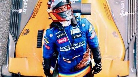 Pegó al larguero, botó en la línea y fuera: así se escapó la primera victoria de Carlos Sainz