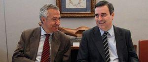 Foto: Miguel Cardenal se conforma con reducir la deuda del fútbol 1.000 millones  en tres años