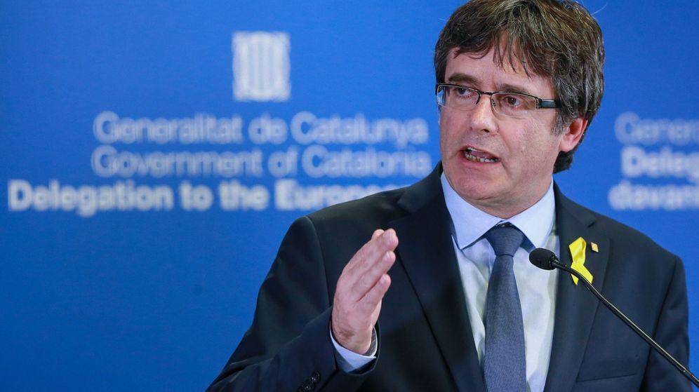 Foto: Carles Puigdemont, en una foto de archivo. (EFE)