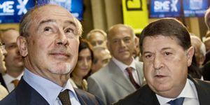 Rato prepara una renovación de la cúpula de Bankia tras la salida a bolsa