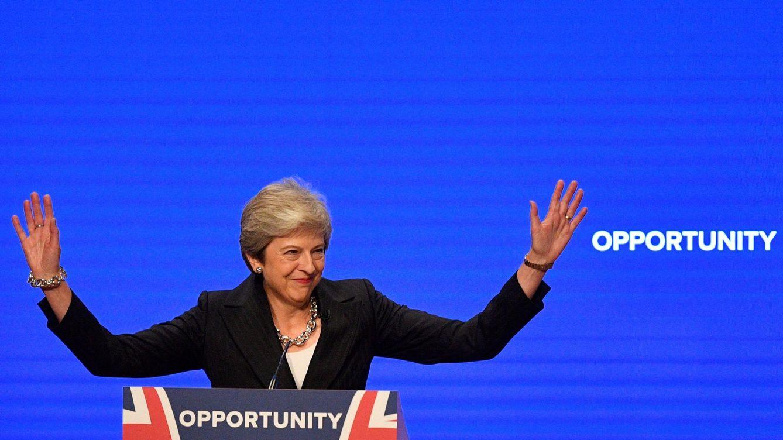 May llama a los suyos a la unidad: Nos arriesgamos a que no haya Brexit