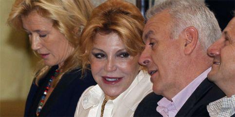 Tita Cervera negocia la cesión de obras a Barcelona a cambio de 2,5 millones anuales