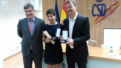 Carla Suárez: He evolucionado, pero noté la exigencia y el cansancio mental