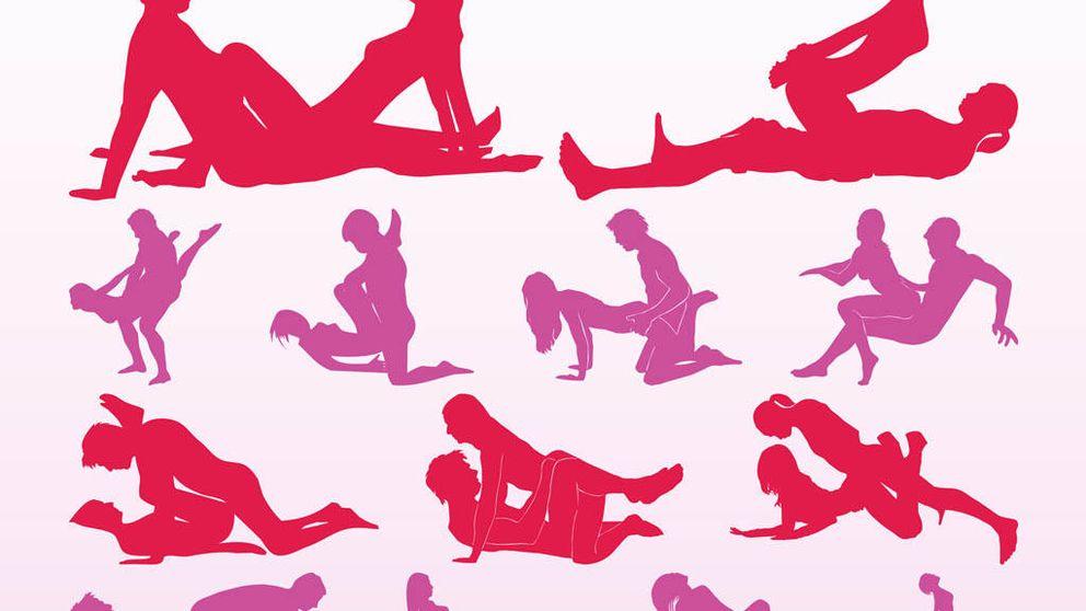 Olvídate del Kamasutra: las únicas seis posturas sexuales que existen