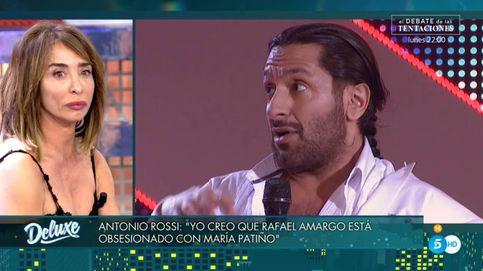 María Patiño habla de su ausencia en el 'Deluxe' de Rafael Amargo este domingo