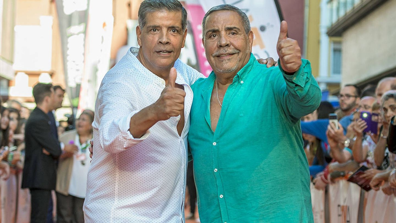 'Los Chunguitos', concursantes de 'MasterChef Celebrity 4'. (Raúl Tejedor/RTVE)