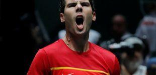 Post de La 'doble' exhibición de Rafa Nadal y la nueva polémica en la Davis (horarios aparte)