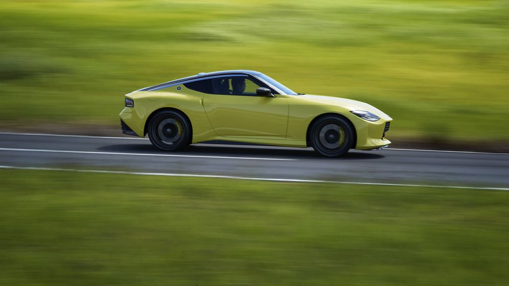 Foto: El Nissan Z Proto entrará en producción en 2021 pero no se venderá en Europa.