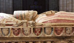 Un nombre ligado a las coronas de Aragón, Castilla y Navarra