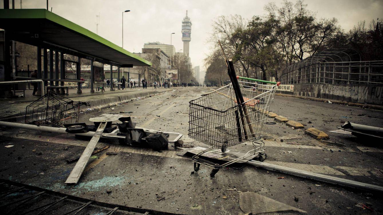 Foto: ¿Está el fin del mundo a la vuelta de la esquina? (iStock)