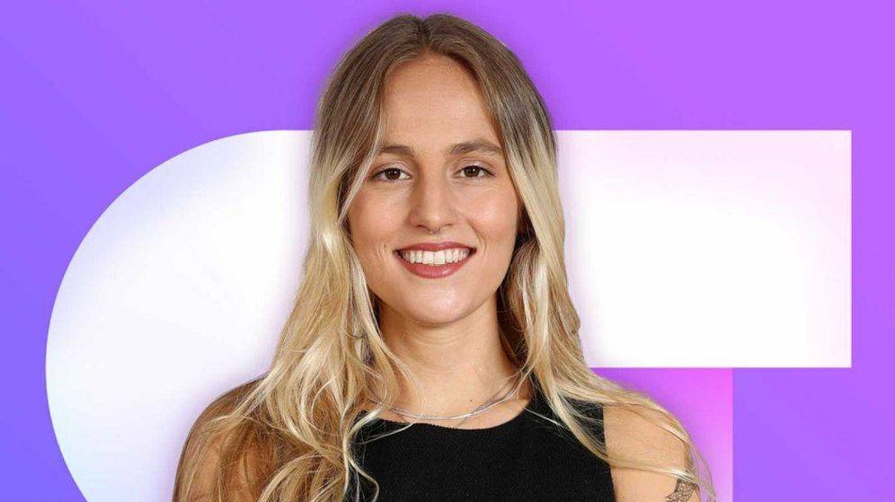 Foto: María Villar, concursante de 'OT 2018'. (RTVE)
