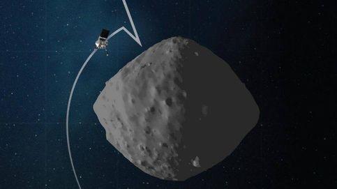 La NASA, a punto de tomar muestras del asteroide Bennu