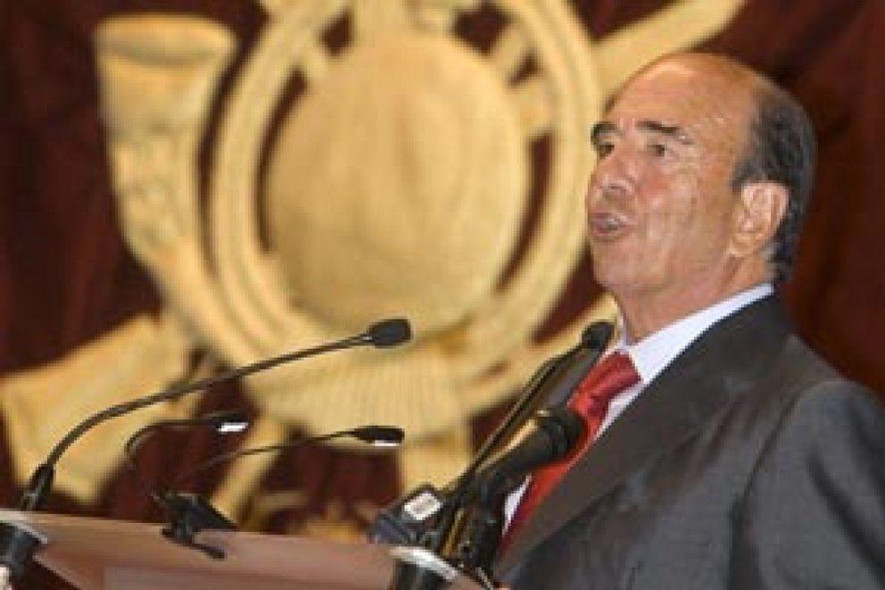 Botín defiende la estrategia militar en la gestión bancaria