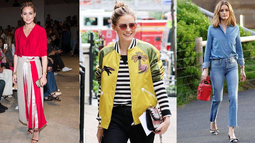 Tres looks perfectos para cuando no sabes qué ponerte según Olivia Palermo