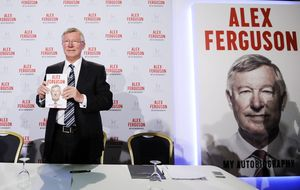 Ferguson a Cristiano: Antes te disparo que venderte al Real Madrid