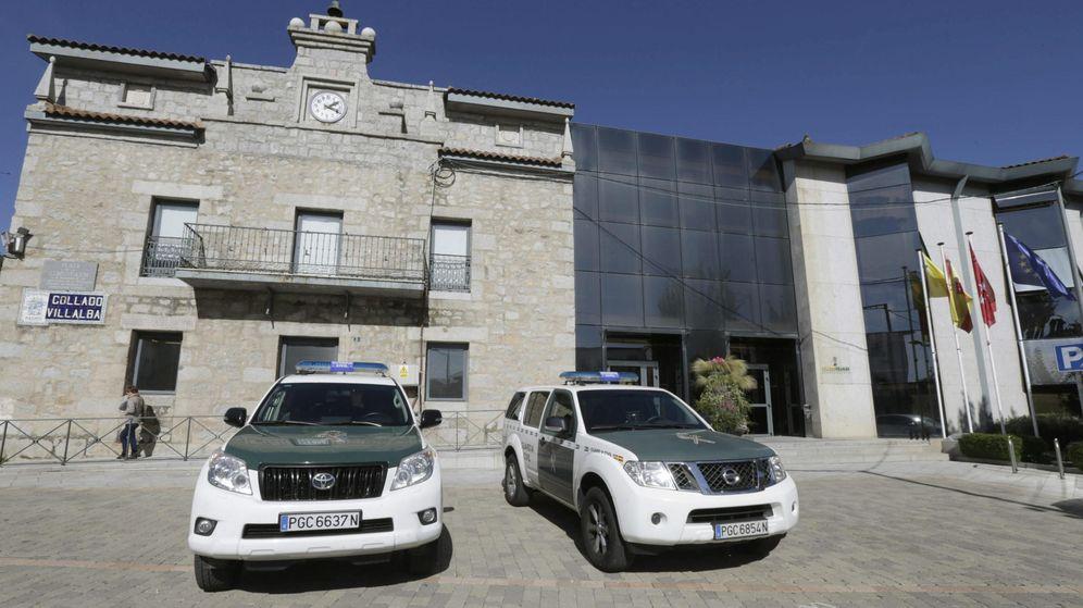 Foto: Ayuntamiento de Collado Villalba. (EFE)
