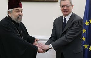Ortodoxos, mormones y budistas,  la última 'bendición' de Gallardón