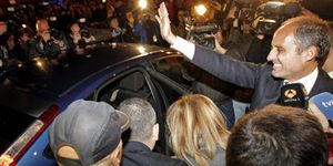 Foto: El jurado absuelve a Camps y condena a sus enemigos de PSOE y PP