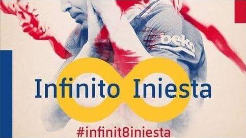 El Barcelona rinde homenaje a Iniesta tras 22 años en el club con este vídeo