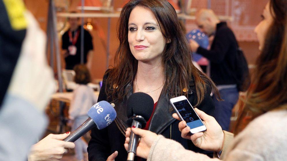 Foto: La vicesecretaria de Estudios y Programas del PP, Andrea Levy. (Efe)