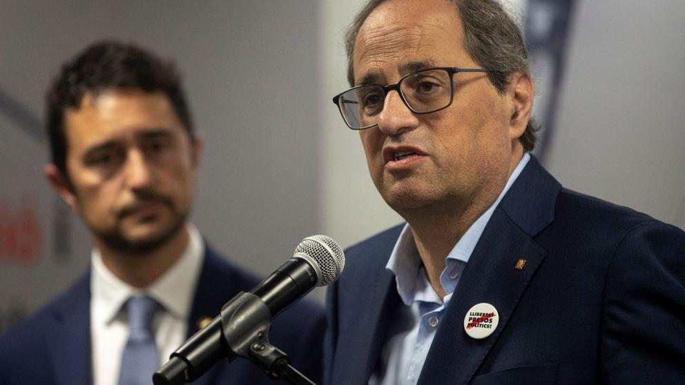 El PSC pide elecciones a Torra después de que la Mesa no tramite la ILP sobre la DUI
