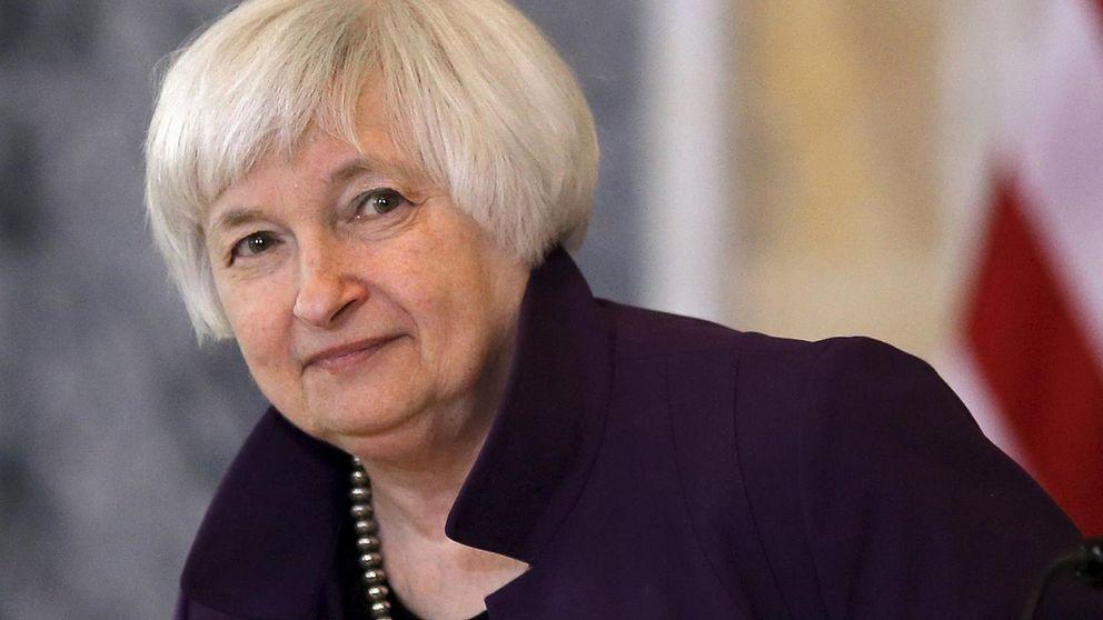 La Fed rebaja el crecimiento económico de EEUU pero aun así subirá los tipos