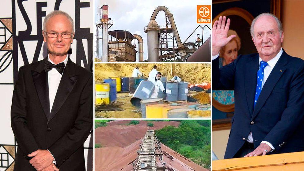 El primo de Juan Carlos I oculta una fábrica en Venezuela con otra fundación 'offshore'