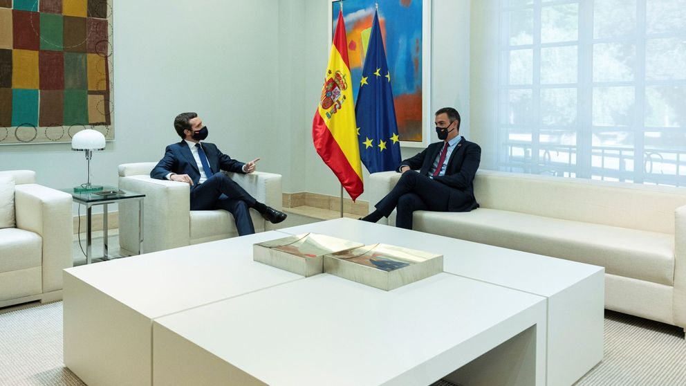 Sánchez y Casado rompen todos los puentes para alcanzar cualquier acuerdo