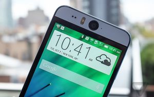 HTC Desire Eye: no has visto una cámara frontal semejante