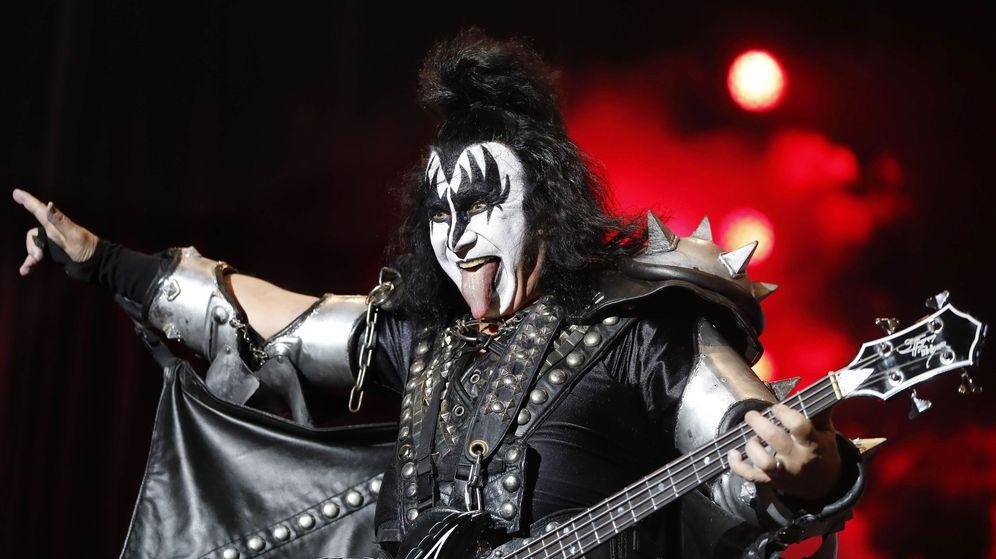 Foto: Concierto de Kiss en Barcelona   EFE