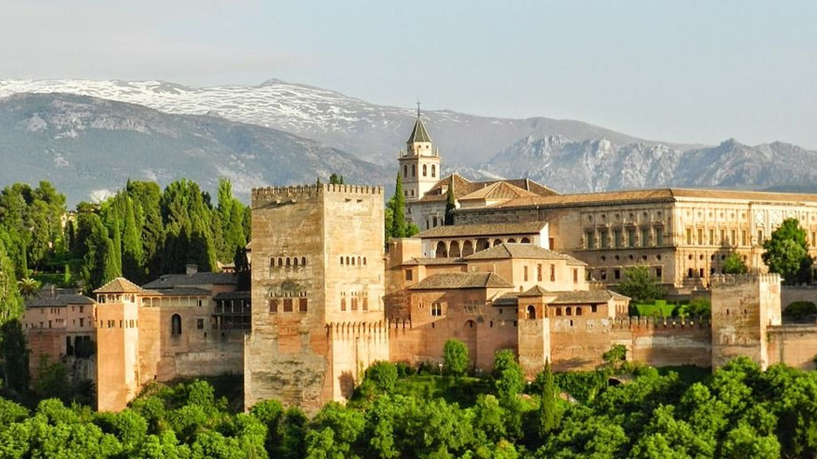 Foto: La Alhambra, en Granada. (CC/Pixabay)