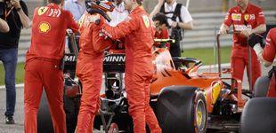 Post de Los grandes se huelen entre sí: qué puede hundir sin piedad a Vettel frente a Leclerc