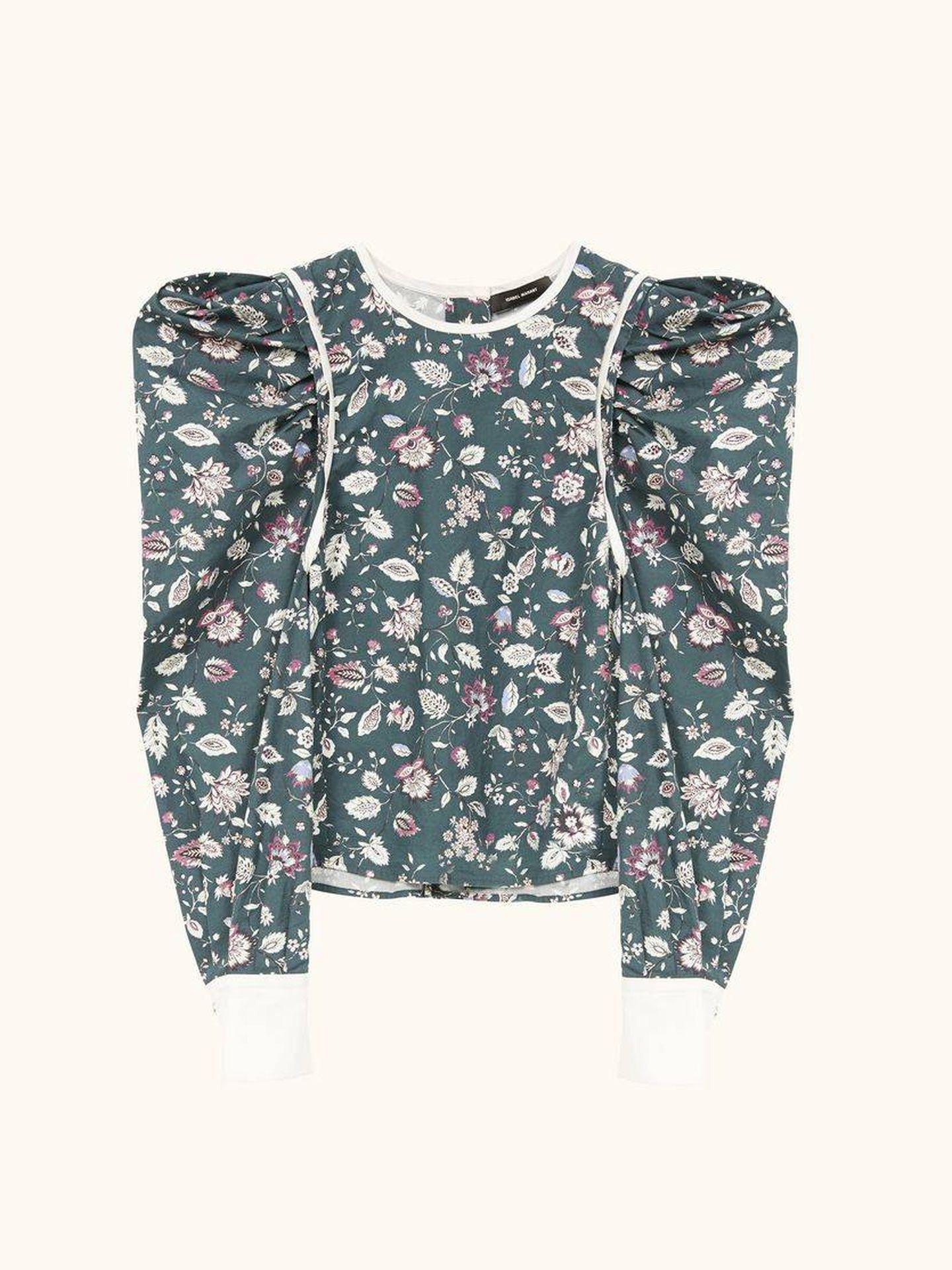 Camisa de Isabel Marant. (Cortesía)