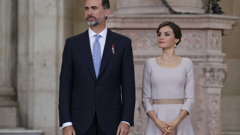 Foto: Los Reyes de España, en una imagen de archivo (Gtres)