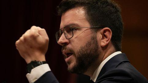 El giro energético de Aragonès apunta a una crisis de gobierno en la Generalitat