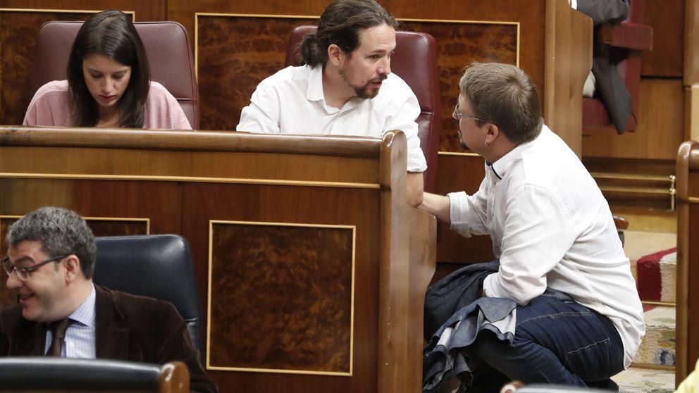 Iglesias se suma a PNV y PDeCAT dejando en el aire la comisión de reforma constitucional