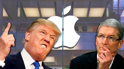 El plan de Apple parar contentar a Trump (sin dejar de fabricar en China)