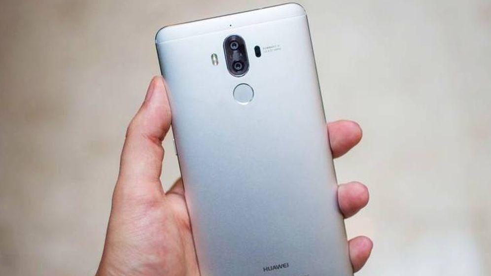 Foto: El nuevo Huawei Mate 9.