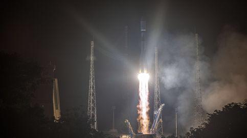 Despega el cohete europeo Soyuz con la misión de explorar planetas más allá del Sol