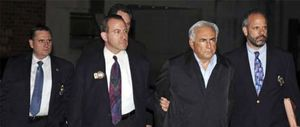 """Strauss-Kahn: """"Estoy convencido de que la verdad saldrá a la luz y seré exonerado"""""""