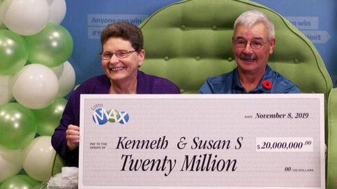 Logra 20 millones a la lotería solo porque había ganado 20 dólares unos días antes