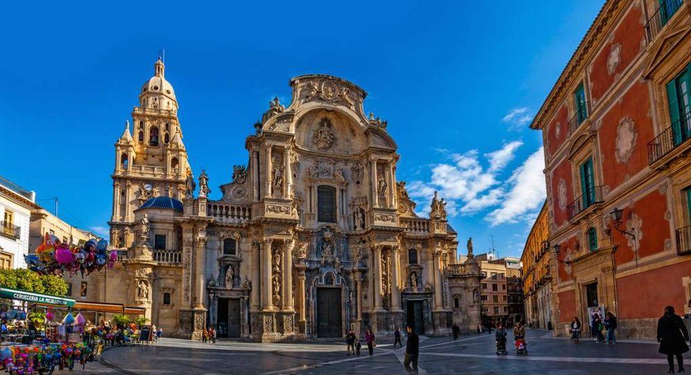 Foto: Catedral de Murcia. (UCAM)