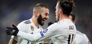 Post de La alfombra roja a Benzema y Bale: por algo empieza el Real Madrid a salir de la crisis